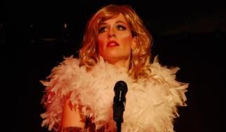 Christine Prayon (Foto: Alexander Hetterle)
