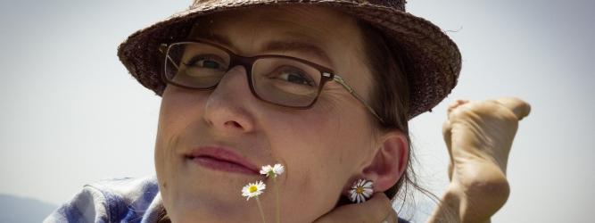 Martina Schwarzmann (Foto: Gregor Wiebe, Carsten Bunnemann)