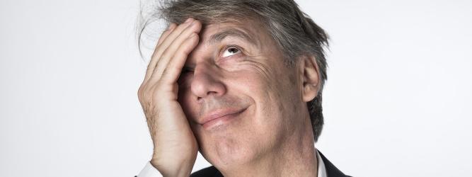Massimo Rocchi (Foto: Alessandro della Valle)