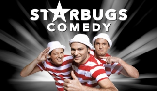 Starbugs (Foto: Geri Born), Starbugs Comedy (Foto: René Tanner)