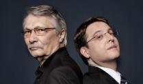 Henning Venske und Kai Magnus Sting