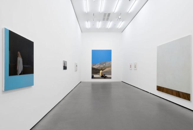 Tim Eitel, Vie imaginaire, Ausstellungsansicht, Galerie EIGEN + ART Berlin, 2018, Foto: Uwe Walter, Berlin