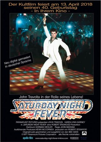 Saturday Night Fever - Nur Samstag Nacht