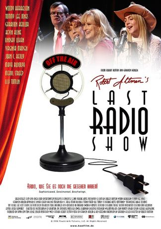 Robert Altman's Last Radioshow