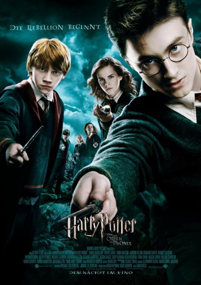Harry Potter und der Orden des Phoenix