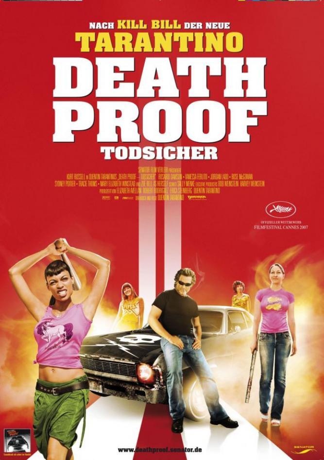 Quentin Tarantinos Death Proof - Todsicher