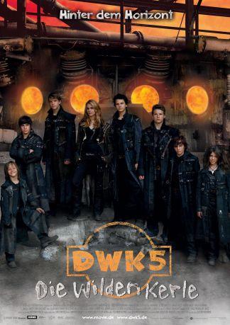 DWK 5 - Die Wilden Kerle: Hinter dem Horizont