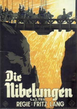 Die Nibelungen 2. Teil: Kriemhilds Rache