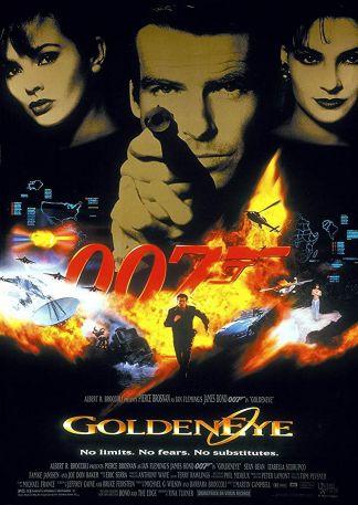 James Bond 007- Goldeneye