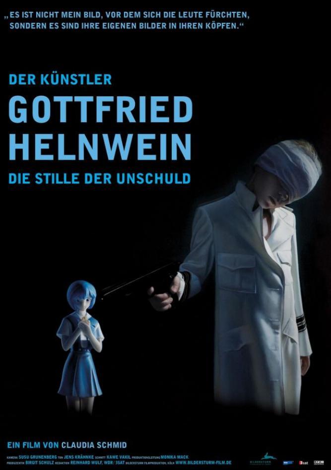 Der Künstler Gottfried Helnwein - Die Stille der Unschuld