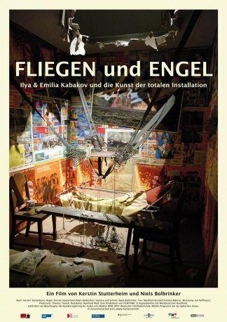 Fliegen und Engel - Ilya & Emilia Kabakov und die Kunst der totalen Installation