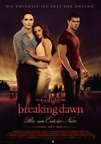 Breaking Dawn - Bis(s) zum Ende der Nacht Teil 1