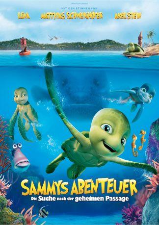 Sammys Abenteuer - Die Suche nach der geheimen Passage 4D