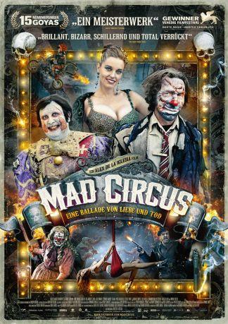 Mad Circus - Eine Ballade von Liebe und Tod