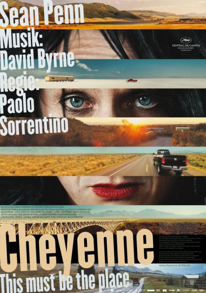 Cheyenne - This must be the Place