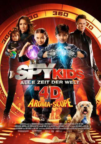Spy Kids - Alle Zeit der Welt 4