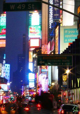 Reisekino: New York