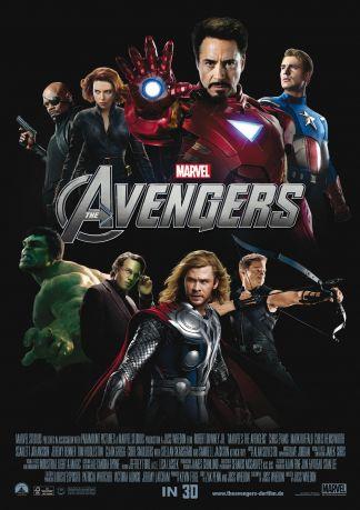 Marvel's The Avengers 4D