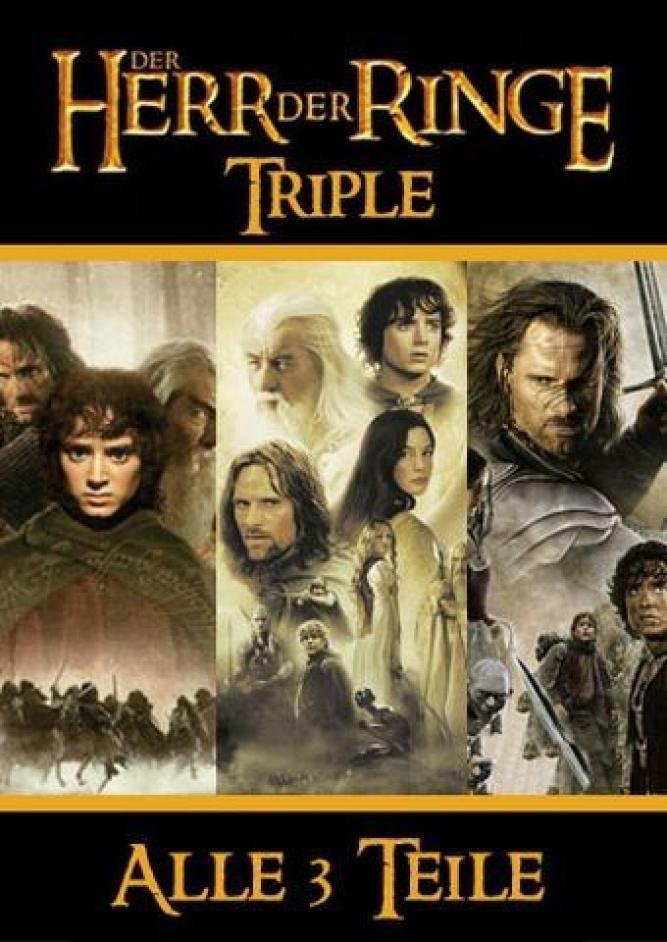 Der Herr der Ringe - Triple