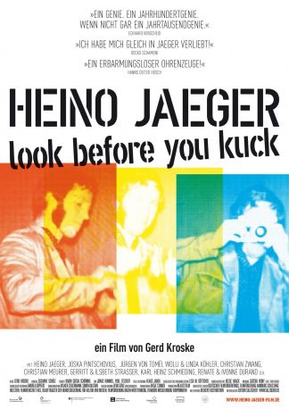 Heino Jaeger - Look before you kuck