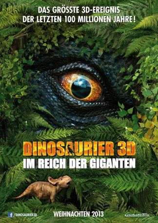 Dinosaurier - Im Reich der Giganten 3D