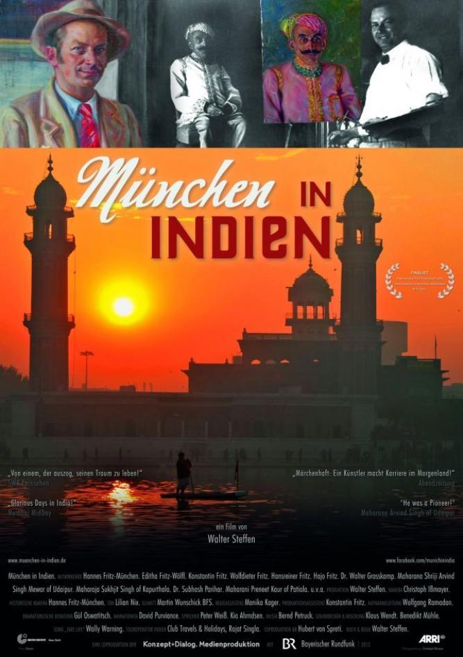 München in Indien