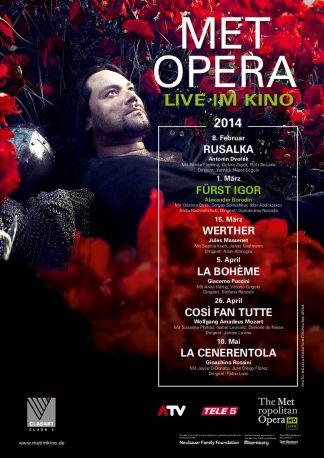 MET Opera: Fürst Igor