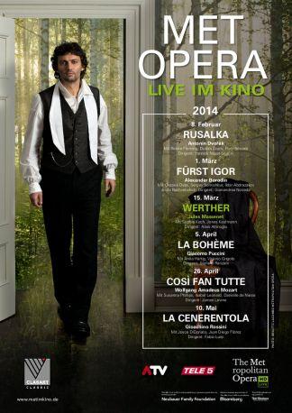 MET Opera: Werther