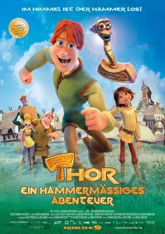 Thor - Ein hammermäßiges Abenteuer 4D