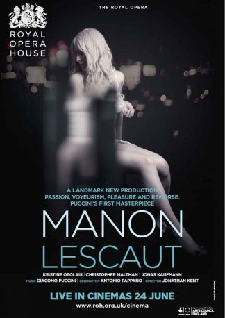 Royal Opera House: Manon Lescaut