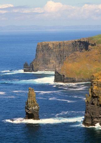 Irland - Die grüne Insel im Atlantik