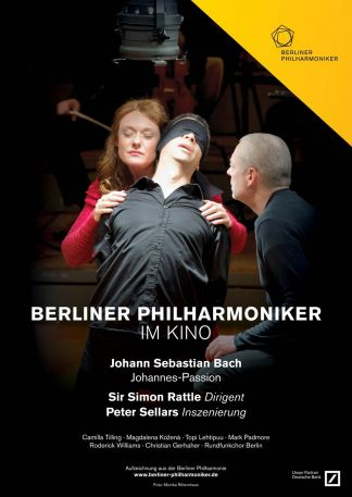 Die Berliner Philharmoniker- J.S. Bachs Johannes-Passion mit Sir Simon Rattle