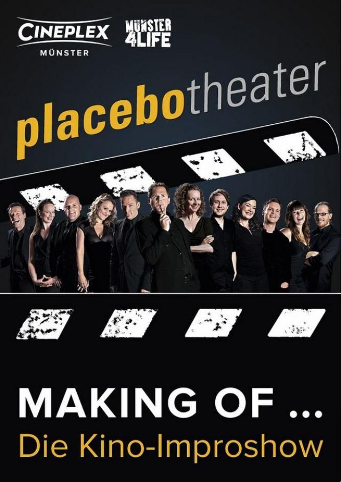 Placebo - Making of... Die Kino-Improshow
