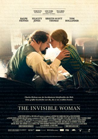 The Invisible Woman.