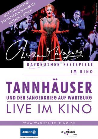 Bayreuther Festspiele 2014 Live: Tannhäuser und der Sängerkrieg auf Wartburg