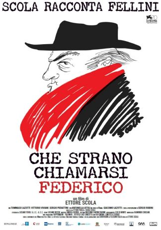 Federico - Scola erzählt Fellini