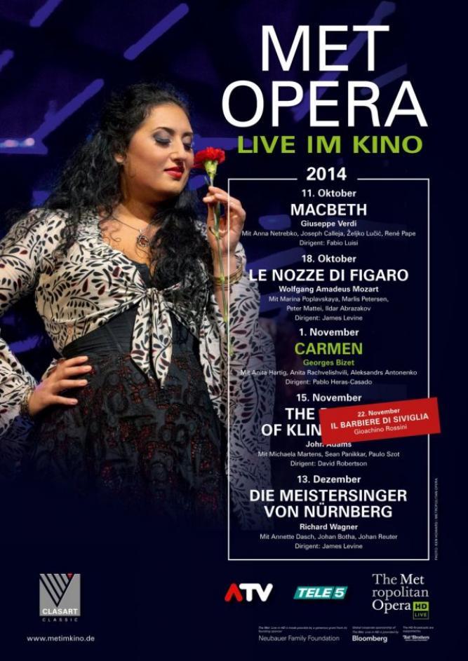 MET Opera: Carmen
