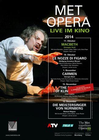 MET Opera: Macbeth (Verdi)
