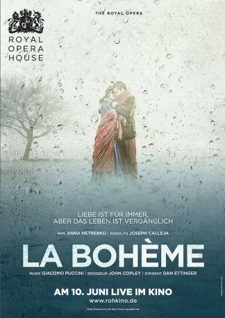 Royal Opera House 2014/15: La Bohème (Puccini)