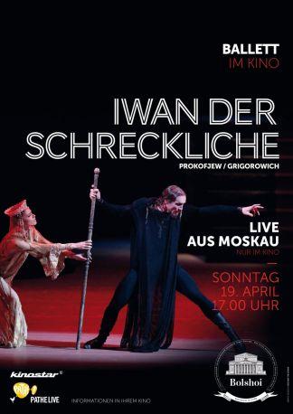 Bolshoi Ballett 2014/2015 - Iwan der Schreckliche
