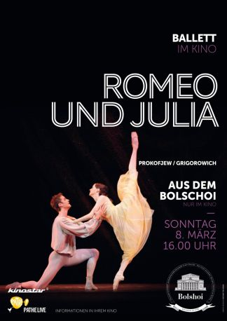 Bolshoi Ballett 2014/2015 - Romeo und Julia