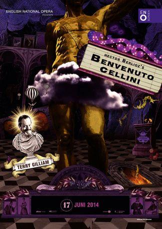 English National Opera: Benvenuto Cellini