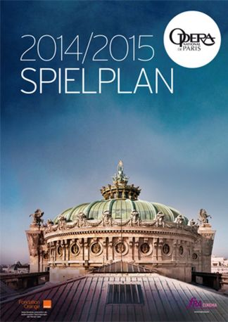 Opéra national de Paris 2014/2015: Die Entführung aus dem Serail (Mozart)
