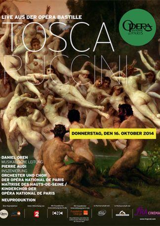 Opéra national de Paris 2014/2015: Tosca (Puccini)
