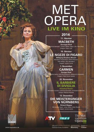 MET Opera: Il Barbiere di Siviglia (Rossini)