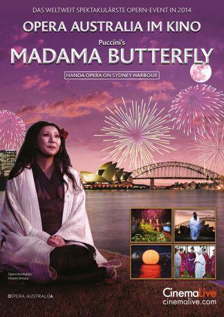 Oper Australia: Madama Butterfly