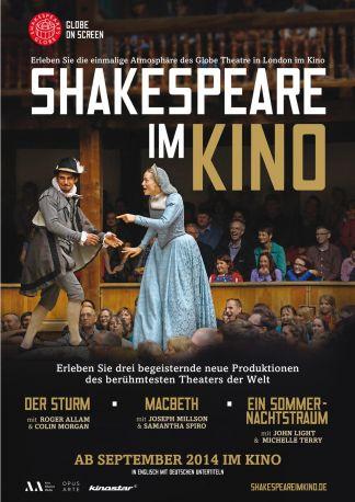 Shakespeare im Kino - Der Sturm