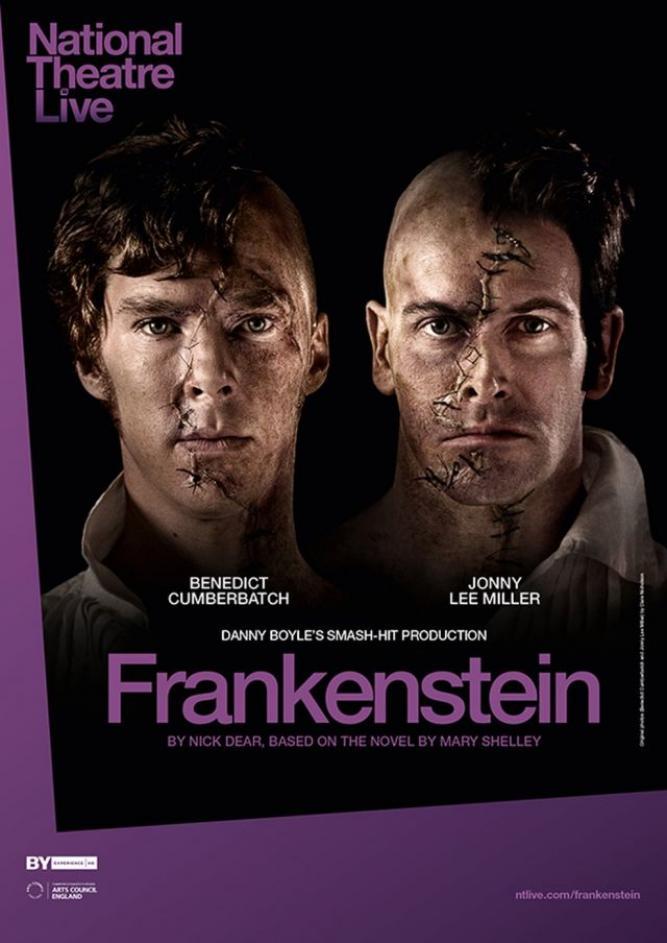 National Theater London: Frankenstein (Cumberbatch)