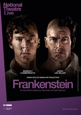 National Theater London: Frankenstein (J. L. Miller)