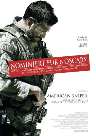 American Sniper - Die Geschichte des Scharfschützen Chris Kyle